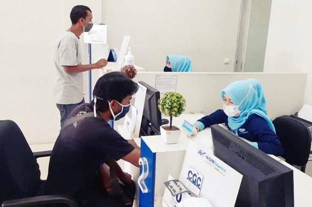 Penyaluran Pembiayaan Baru WOM Finance Tembus Rp1,8 Triliun