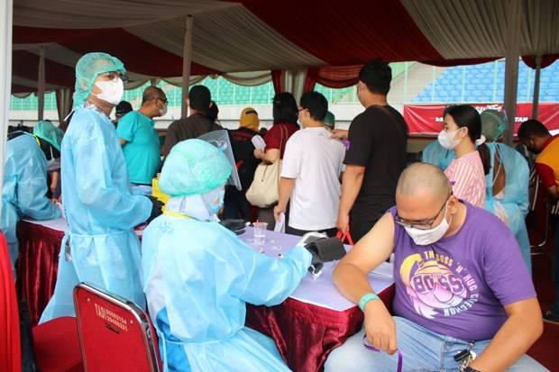 Sleman Kehabisan Vaksin COVID-19, Progam Vaksinasi Massal Disetop