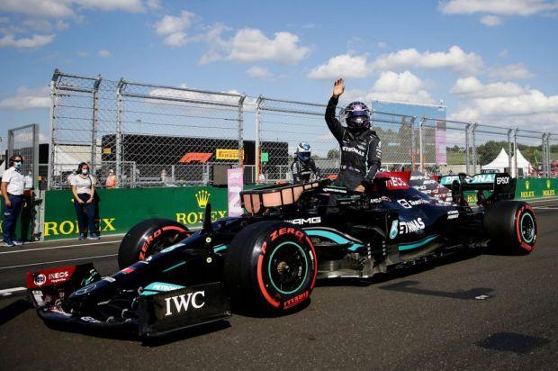Hamilton Cetak Pole Position ke-101 Sepanjang Kariernya di GP Hungaria 2021