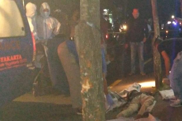 Panik Dikejar Geng Motor, Remaja Bawa Celurit di Yogyakarta Tewas Tabrak Pohon