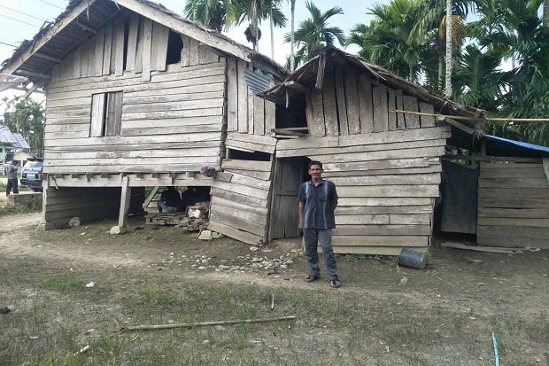 Miris, Puluhan Rumah Warga di Aceh Utara Ini Sangat Tak Layak Huni