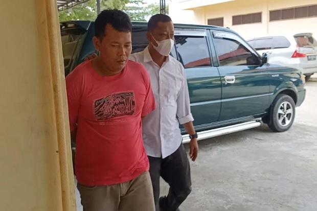 Keji! Seorang Ayah di Tebo Jambi Tega Setubuhi 2 Anak Kandungnya Berkali-kali