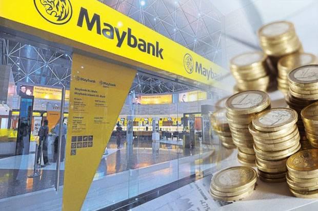 Laba Maybank Terkuras Setengah Triliun Lebih di Semester I