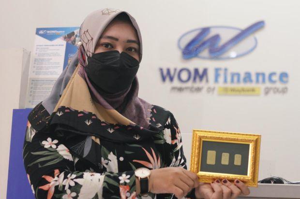 WOM Finance Ekspansi Bisnis ke Pembiayaan Logam Mulia