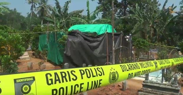 Diduga Tewas Dikeroyok, Makam Subroto Terpaksa Dibongkar