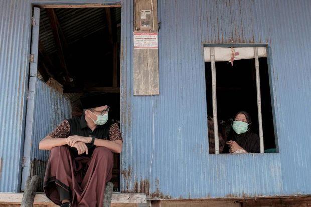 Punya Potensi Luar Biasa, Sandiaga: Pariwisata Halal Mampu Ciptakan Lapangan Kerja