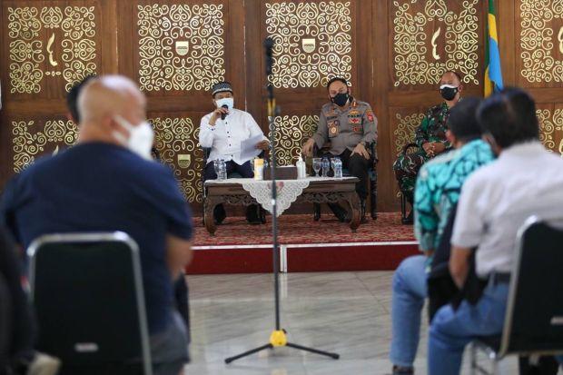 Minta Keringanan Dampak PPKM, Wali Kota Bandung Surati PLN, OJK, dan BPJS