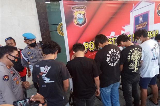 PKB Makassar Minta Polisi Usut Tuntas Aksi Tarung Bebas Jalanan