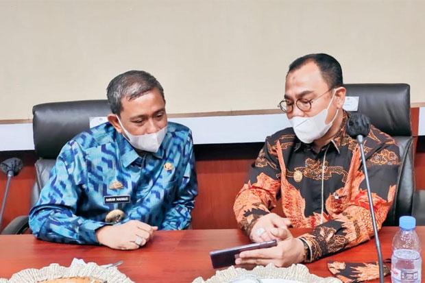 Pegawai Lingkup Pemkab Wajo Kerja Dari Rumah