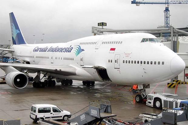 Garuda Indonesia Genjot Pendapatan Melalui Penerbangan Kargo