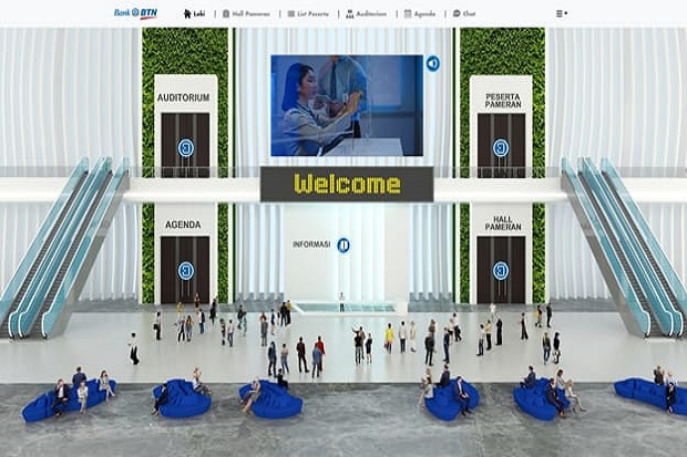 Rumah.com Akan Hadirkan Teknologi Nyata untuk Expo Virtual KPR BTN Merdeka