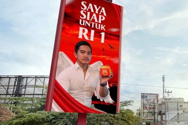 Kaesang Posting Baliho 'Saya Siap untuk RI 1', Jangan Salah Paham! Ternyata Ini Maksudnya