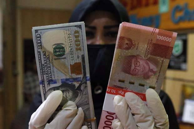Aktivitas Konsumsi Lesu, Rupiah pun Loyo Terhadap Dolar