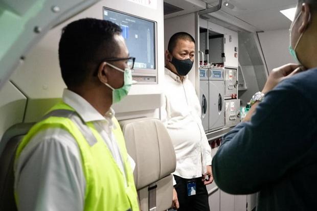 InsyaAllah, Rencana Bisnis Baru Garuda Indonesia Dibeberkan Minggu Depan