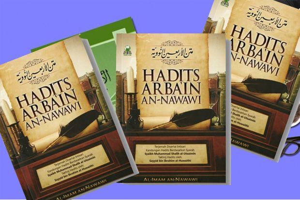 Hadits Arbain Lengkap Terdiri 42 Hadits Karya Imam an-Nawawi