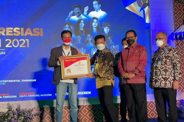 Kementan Ganjar Minaqu Home Nature Penghargaan Hortikultura Terbaik