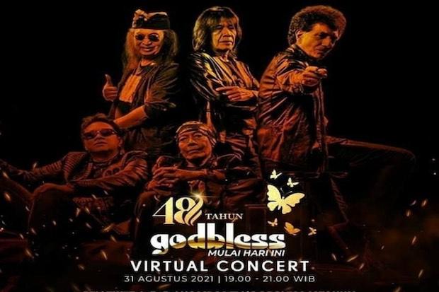 Erick Thohir Apresiasi Telkomsel Hadirkan Konser Virtual Godbless