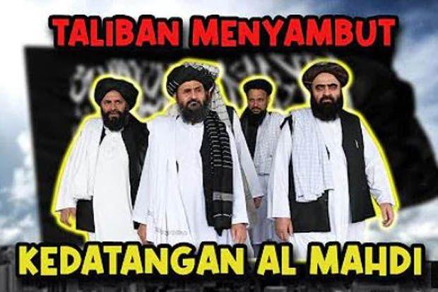 Taliban Menanti Kedatangan Imam Mahdi, Ini Kata Syekh Imran Hosein