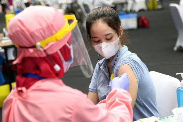 Cakupan Vaksinasi Nasional Sudah Tembus Angka 100 Juta Suntikan