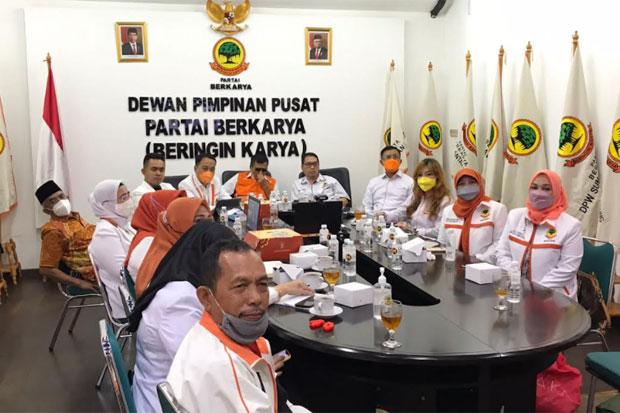 Berkarya Sulsel Yakin Kubu Tommy Soeharto Tetap Tak Ikut Verifikasi Parpol