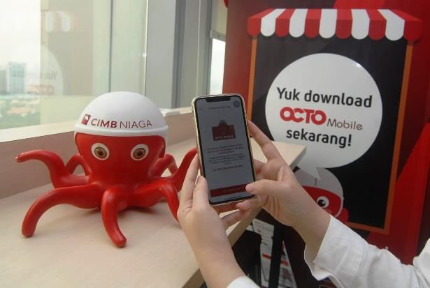 OCTO Savers Tawarkan Tabungan Digital Kaya Fitur Free Banking