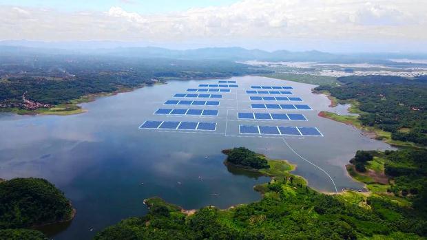 RI-UEA Catat Babak Baru Kerja Sama Energi Terbarukan di Proyek PLTS Terapung Cirata