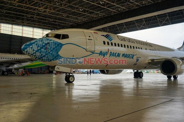 Garuda Indonesia Kalah di Arbitrase London, Kementerian BUMN Angkat Bicara