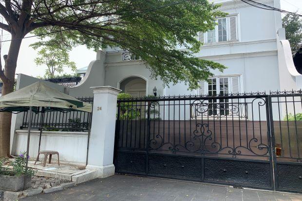 Ramai Rumah Mewah Dilelang, Rumah di Kawasan Menteng Ini Dijual Rp14,2 Miliar