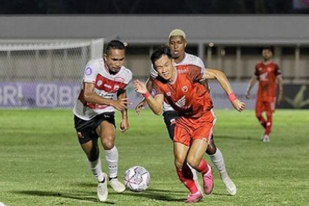 PSM Makassar Gagal Bawa Pulang 3 Poin Usai Imbang Lawan Madura United