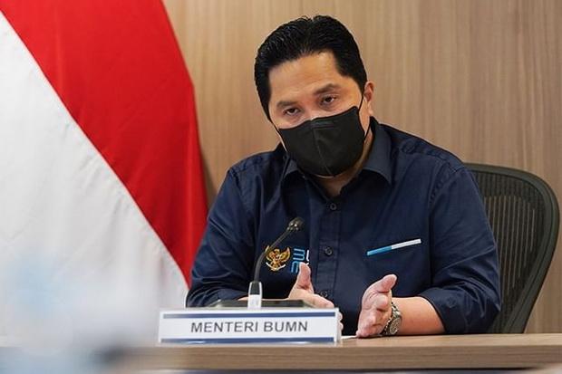 Erick Thohir Sebut Holding BUMN Ultra Mikro Jadi Tonggak Sejarah Baru RI