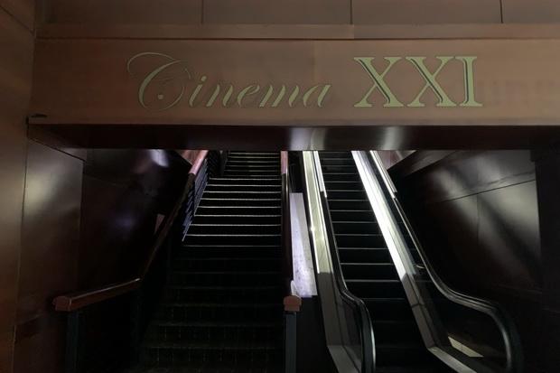 Begini Penampakan Bioskop Usai Diperbolehkan Kembali Buka Hari Ini