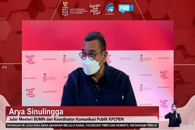 Staf Khusus Erick Thohir Tepis Kabar Dana CSR BUMN Dipakai Teroris