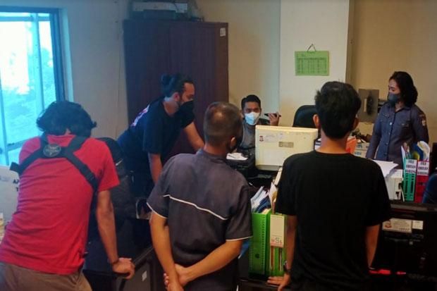 Balai Kota Makassar Dibobol Maling, Tiga Laptop dan Satu Kamera Raib