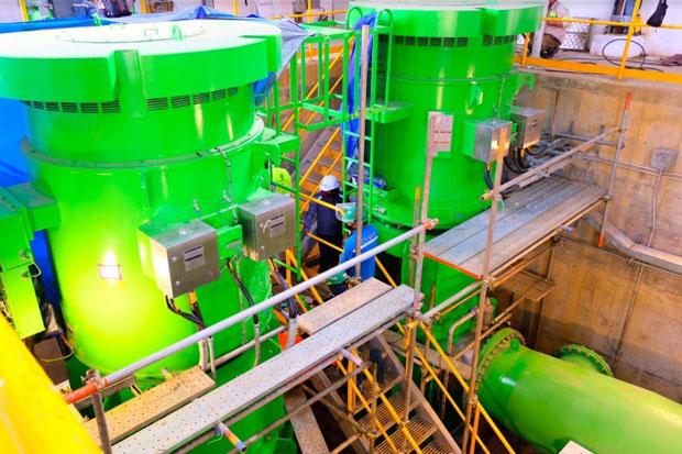 PLTU Sulsel Barru-2 Sukses Lewati Tahap Hydrostatic Test