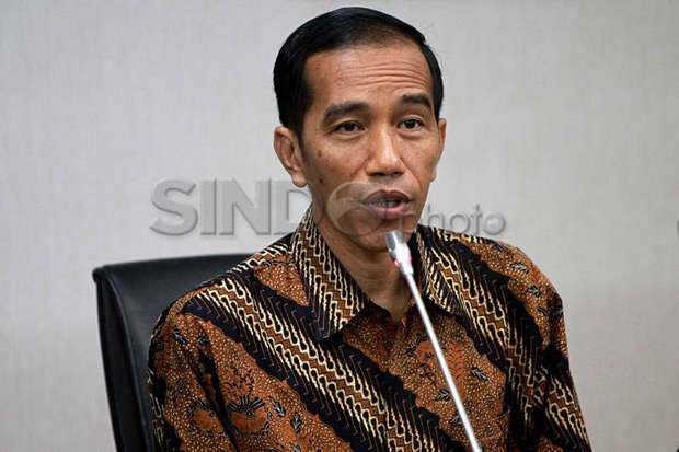 Jokowi Groundbreaking Pabrik Baterai Kendaraan Listrik Senilai Rp15,6 Triliun