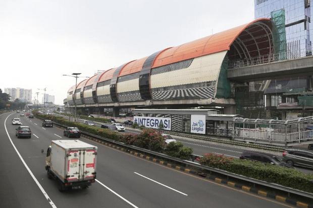 LRT Ditarget Mulai Beroperasi 2022, Intip 18 Lokasi Stasiunnya