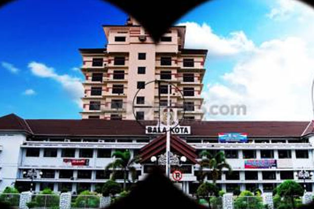 Dibobol Maling, Keamanan Kantor Balai Kota Makassar Disoroti