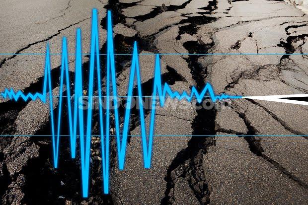 Gempa 5,4 SR Guncang Gorontalo, BMKG: Tidak Berpotensi Tsunami