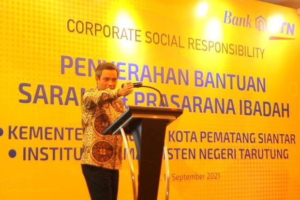BTN Bidik Pembiayaan Perumahan MBR di Sumatera Utara