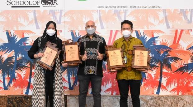 Pertagas Dorong Mitra Binaan Berinovasi untuk Hadapi Pandemi