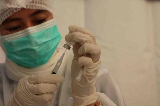 Laskar Merah Putih Sulsel Gelar Vaksinasi Massal untuk 1.000 Orang
