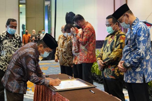 Selamatkan Aset Senilai Rp90 M, Plt Gubernur Sulsel Beri Apresiasi Judas Amir