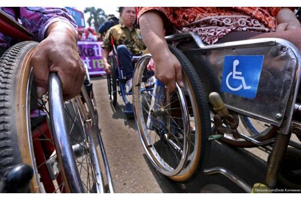 Kemnaker Terus Perkuat Perlindungan Tenaga Kerja Disabilitas di Daerah