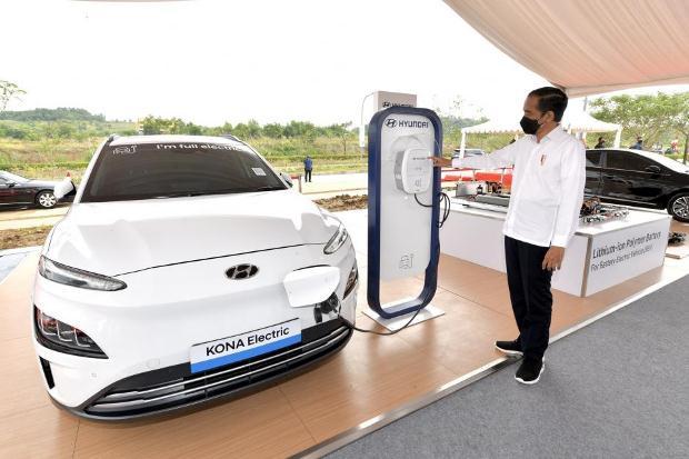 7 Negara Siap Investasi Baterai Listrik di Indonesia, China Sudah Teken