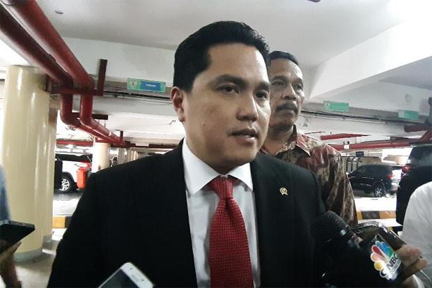 Erick Thohir Sindir BUMN Terlena dengan Subsidi Negara: Kalau Bangkrut kan Disuntik Pemerintah