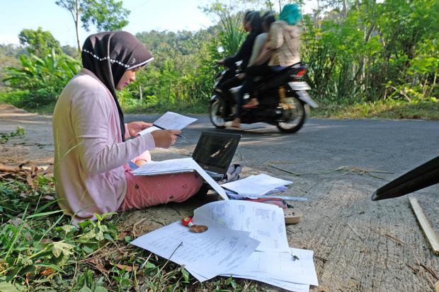 Terungkap! 12.500 Desa di Indonesia Belum Dapat Akses Internet 4G