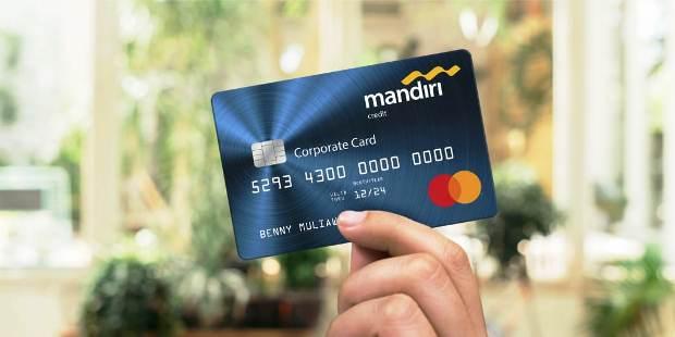 Bantu UKM Kelola Kas, Bank Mandiri Berikan Akses Corporate Card Mastercard