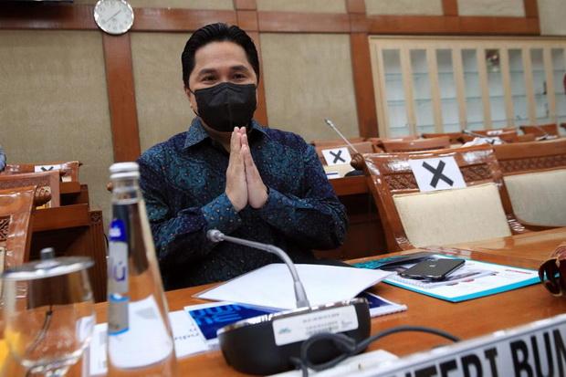 Ada Rencana Besar Jokowi Bersama BUMN, Erick Thohir: Tunggu Desember
