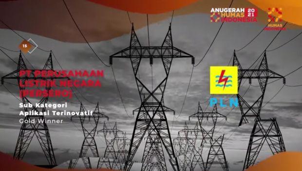 Lakukan Transformasi dan Inovasi Komunikasi Publik, PLN Sabet 6 Penghargaan Anugerah Humas Indonesia 2021