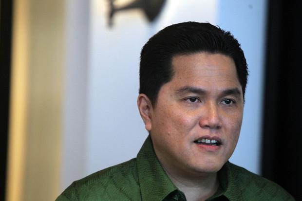 Erick Thohir: Banyak Anggapan yang Salah Soal Utang BUMN